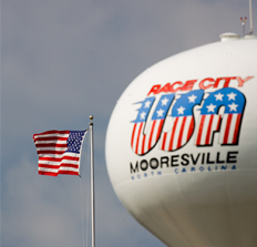 Race City USA Watertower